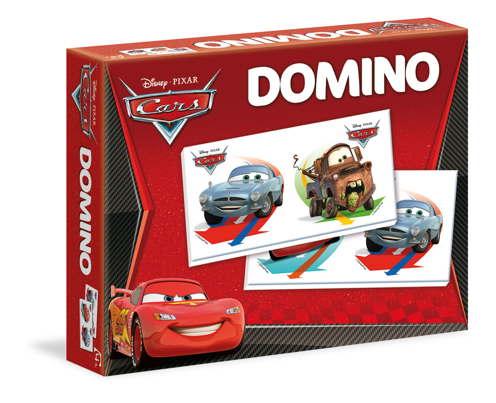 DOMINO CARS - 14,23 PLN
