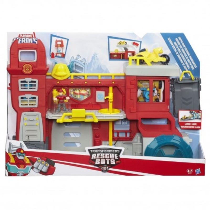 Transformers Rescue Bot B5210 Headquarters HASBRO - 191,53 PLN