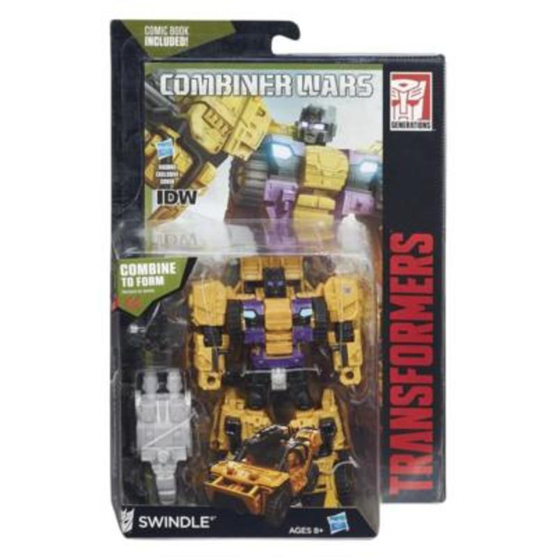 Transformers Combiner Wars B4661 Swindle HASBRO B0974 - 72,12 PLN