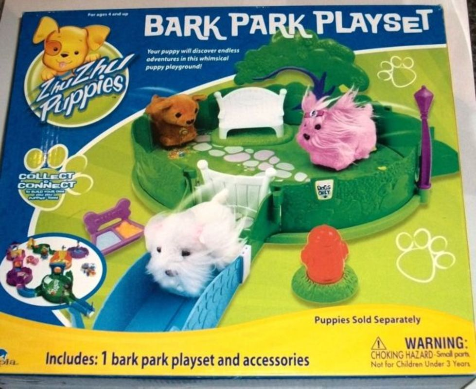 Zhu zhu puppies Park - 81156 - 67,26 PLN