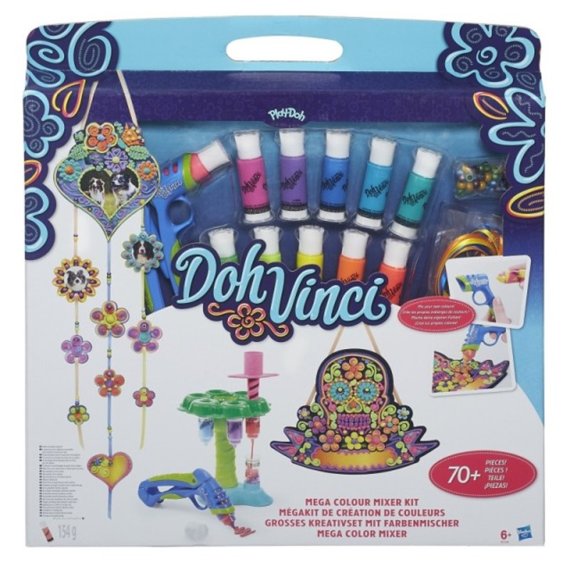 Play-Doh Vinci B2344 Mega Color Mixer HASBRO - 179,99 PLN
