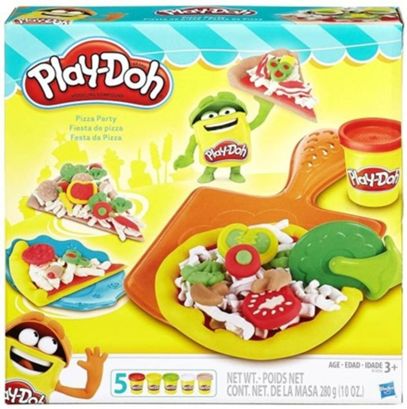 Play-Doh B1856 Pizza Party HASBRO - 35,12 PLN