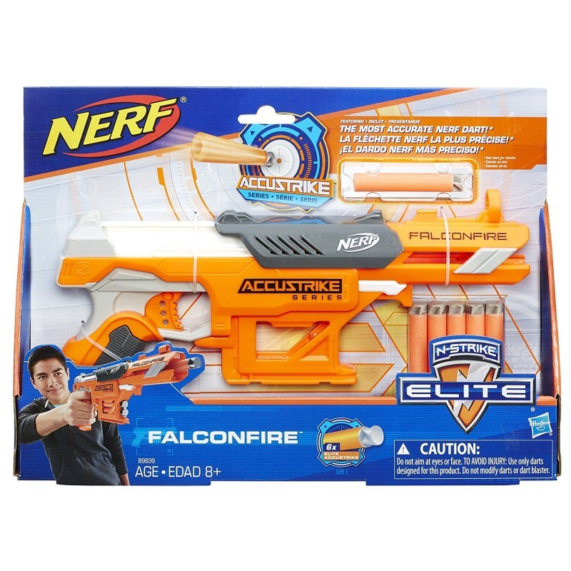 NERF N-Strike Falconfire B9839 HASBRO - 81,51 PLN