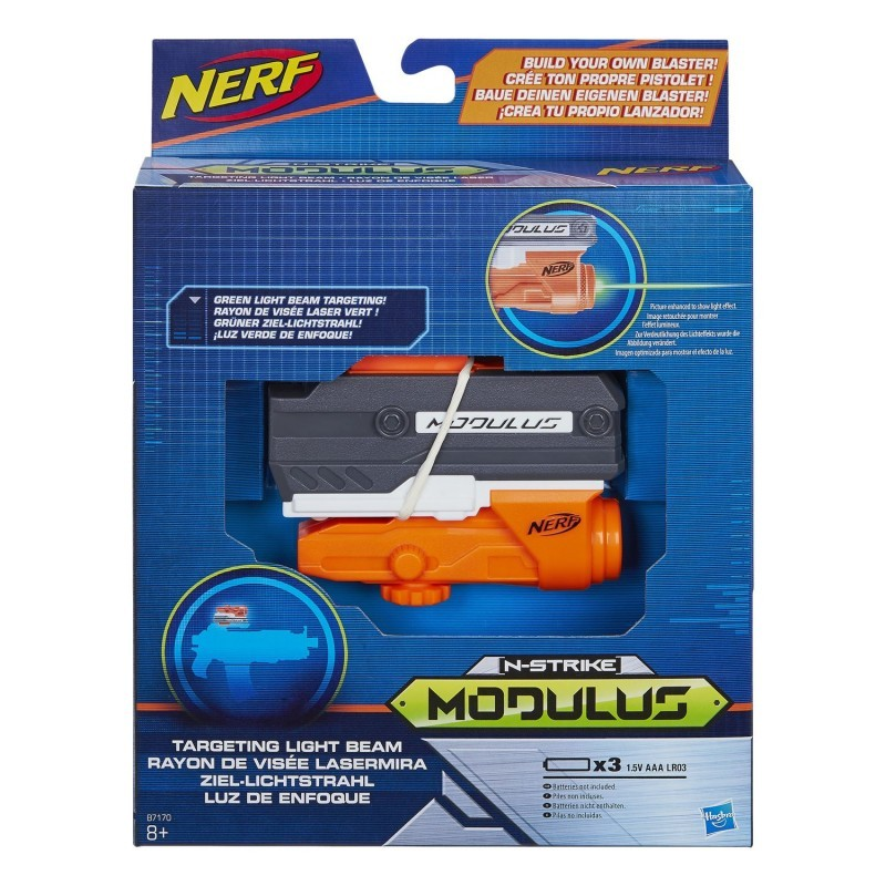 Nerf Modulus B7170 Targeting Light Beam HASBRO B6321 - 42,76 PLN