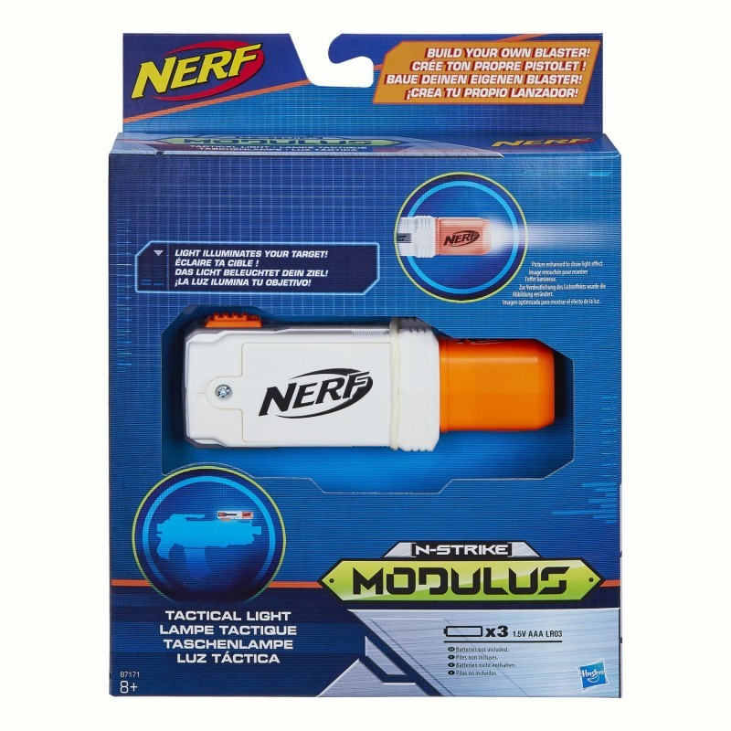 Nerf Modulus B7171 Tactical Light HASBRO B6321 - 32,31 PLN