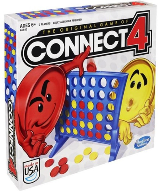 Gra A5640 Connect 4 HASBRO - 47,52 PLN