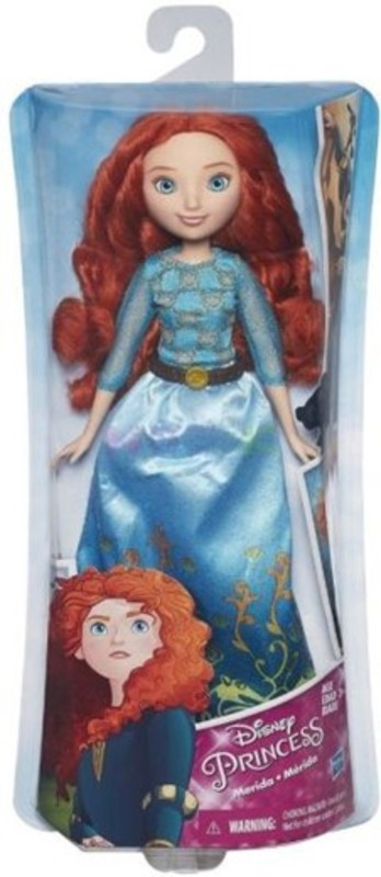 Disney Princess B5825 Merida HASBRO  B6447 - 69,99 PLN
