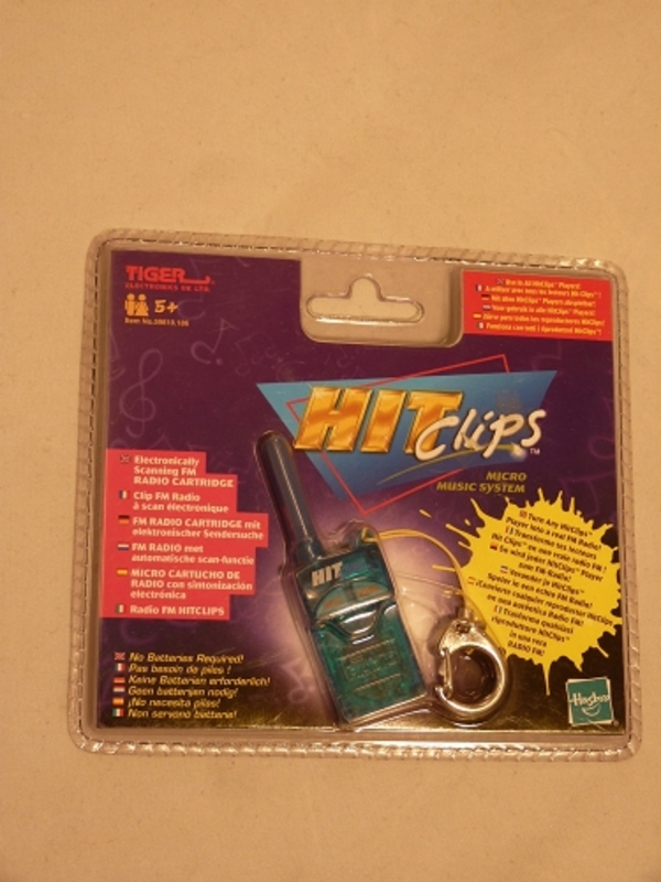 Hasbro Hit Clips zabawka HCL Chip do Radia 59610 - 8,07 PLN