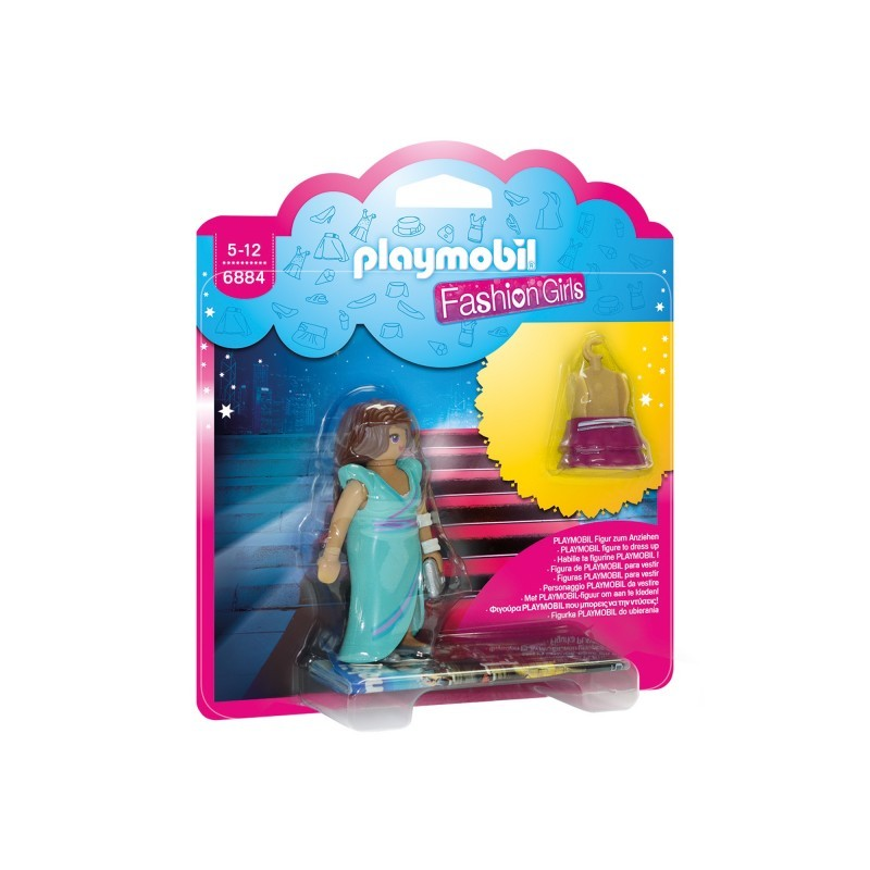 4008789068842 playmobil   fashion girl   gala 6884 mimionline sklep pozna%c5%84