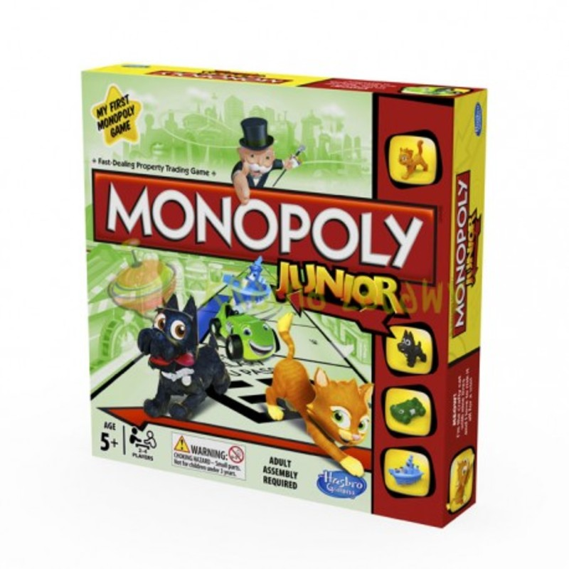 Monopoly Junior  A6984 - 69,59 PLN