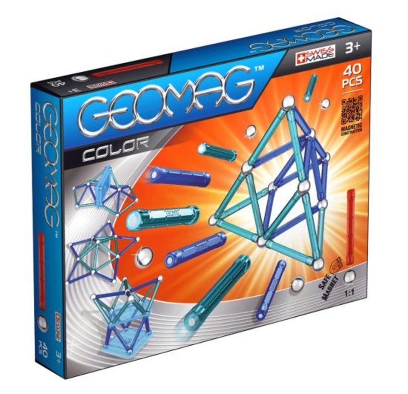 Geomag color - 40pcs  GEO-252 - 89,99 PLN