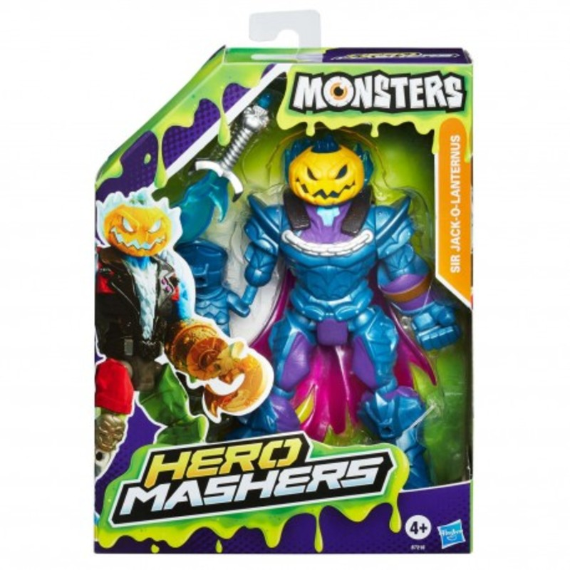 Hero Mashers Monsters B7210 Sir Jack-O- Lanternus HASBRO - 15,59 PLN
