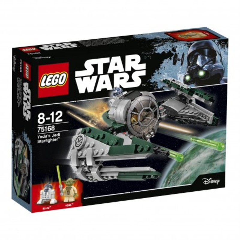 LEGO Star Wars - Jedi Starfighter Yody 75168 - 116,99 PLN